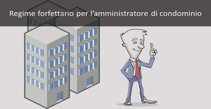 Amministratore condominio regime forfettario regime - Amministratore condominio inadempiente ...